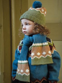 Figgy Dowdy Hat and Scarf