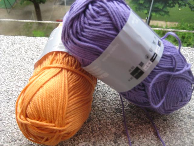 arancio-viola